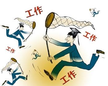 如何对待所学专业和求职意向职位